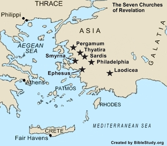 location-of-seven-churches-of-book-of-revelation
