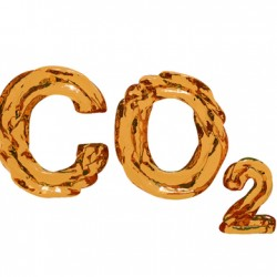 CO2 is being turned into 'gold' by Green Taxes